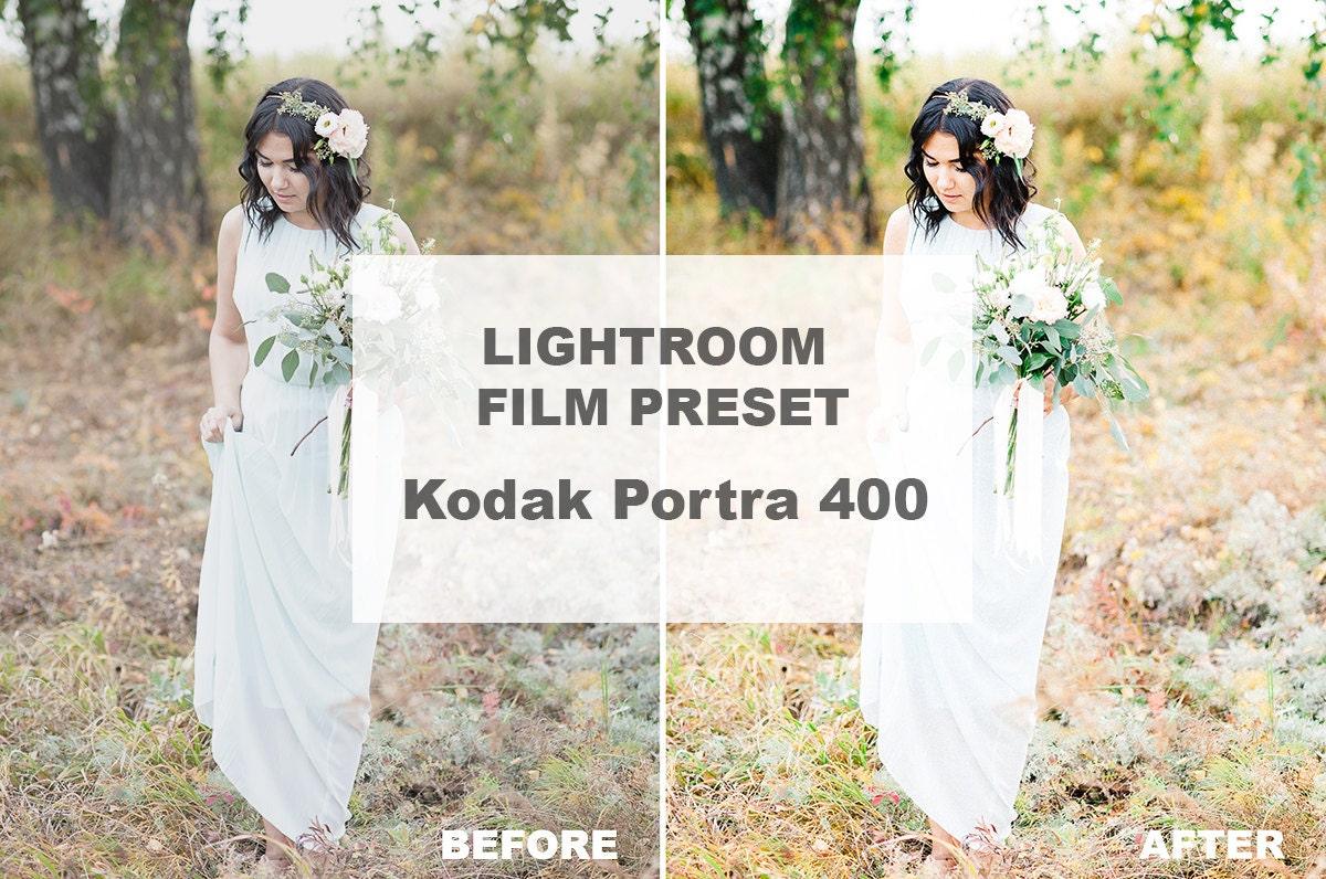 Lightroom Preset Kodak Portra 400 Film-Presets für Lightroom