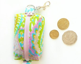 Zipper Coin Purse, Coin Purse, Zipper Purse, Coin Purse Keychain, Zipper Pouch, Change Purse, Coin Purse Women, Purse Coin, Coin Bag, Gift