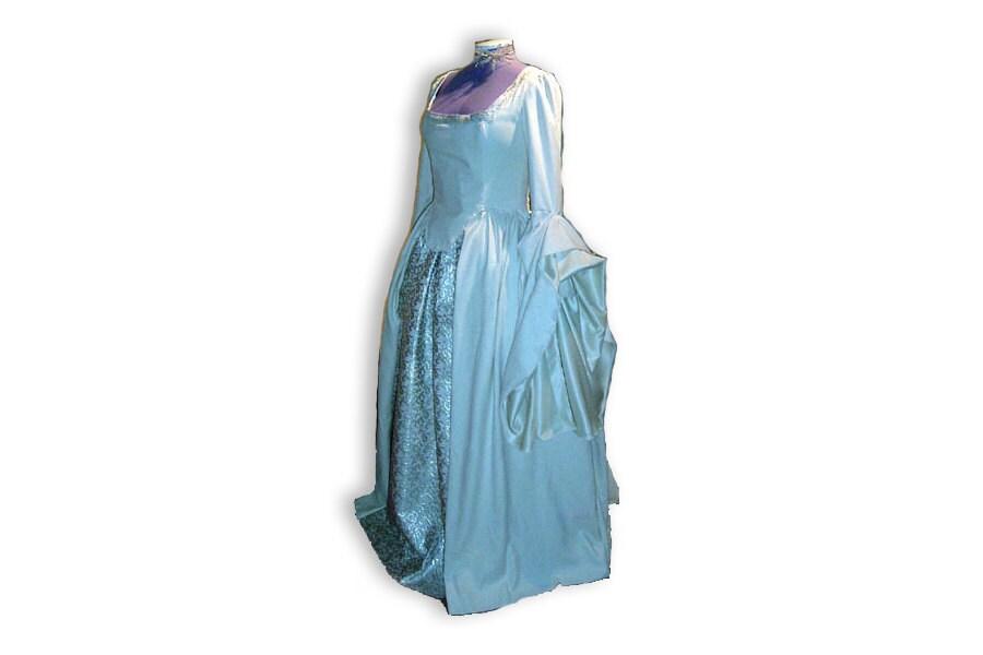 Renaissancekleid Alternatives Hochzeitskleid Anne Boleyn