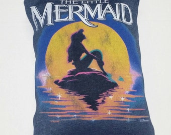 Mermaid Throw Pillow  12x16
