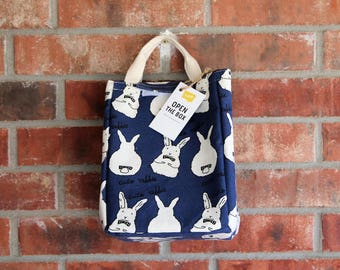 Lunch Bag - Lunch Box - Lunch Tote