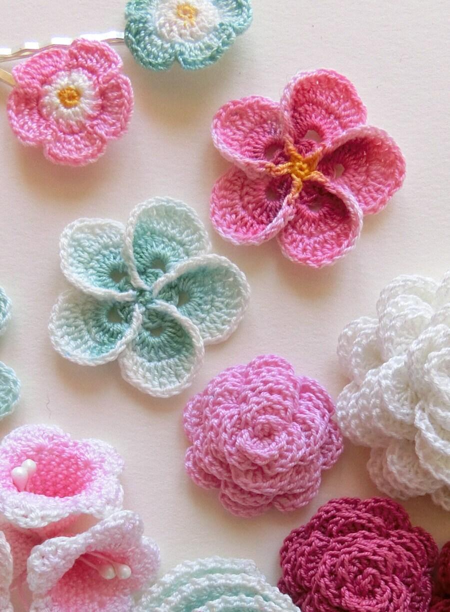 Crochet flower pattern crochet plumeria frangipani pattern zoom bankloansurffo Gallery