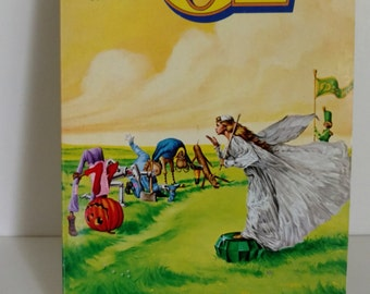 1993 The Land of OZ - a Del Rey Book - illustrated by John Neill