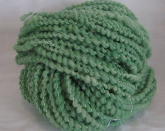 Irish Fog Super Soft Spiraled Art Yarn 60 yards 4 wpi Super Bulky 4 oz