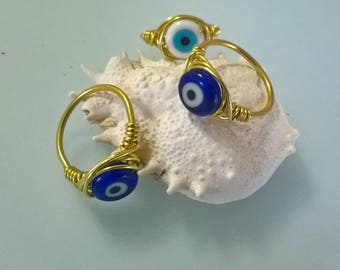2+1 FREE! Fire, Wire and Evil Eye