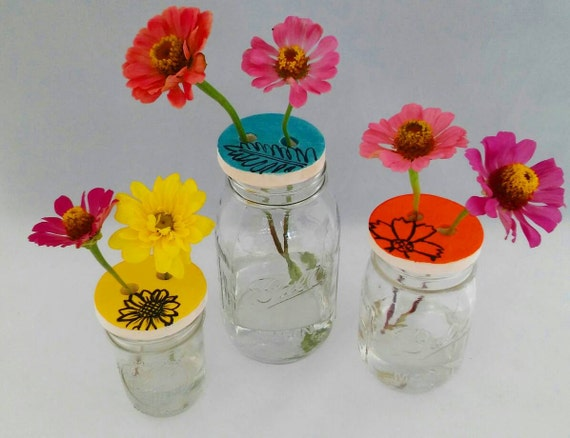 Flower Frogs/Jar Toppers