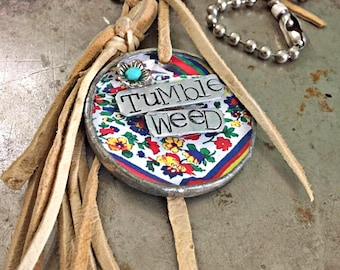 TuMBLeWeeD Necklace!