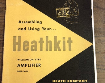Heathkit Manual- Williamson Type Amplfier