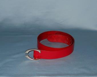 Authentic vintage Just Cavalli belt! Genuine leather!