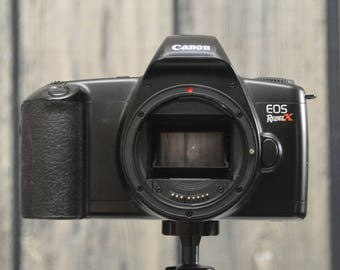 Vintage Canon EOS Rebel X 35mm SLR film camera - body only