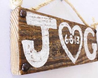 Love Art-Custom Wedding-Personalize and Adopt a Piece of Original Art-Custom Beach Decor Wedding Sign Home Decor Reclaimed Wood Mangoseed