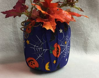 Stuffed Halloween Pumpkin (#013)