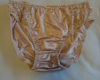 Silky Hipster Panties by Jintana Lingerie (size 10 Aus/UK & 5/US)