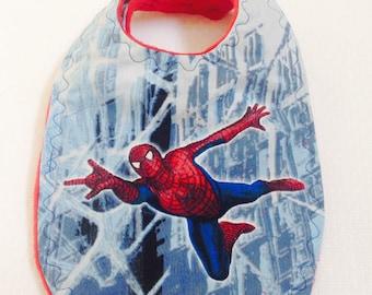 Spider Man Bib