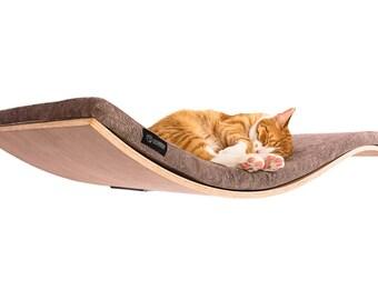wall-mounted cat shelf, floating cat shelf pet furniture cat perch, cat shelves, cat bed, cat furniture pet furniture pet furniture