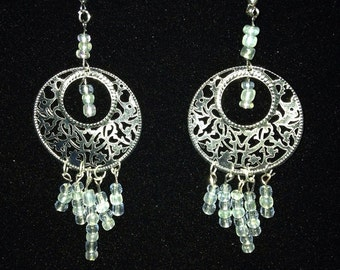 Dangling Icicles Earrings