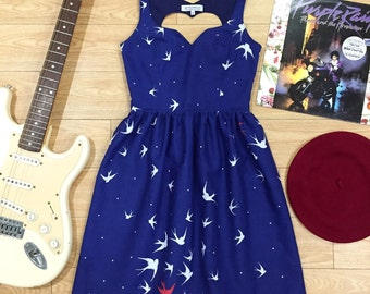 When Doves Cry Dress (Size 6)
