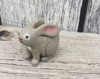 Greige bunny