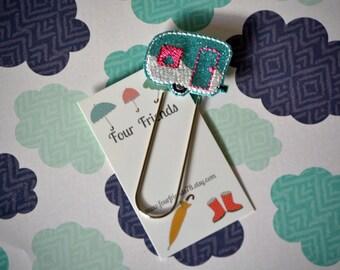 Camper Planner Clip, Book Mark, Planner Paper Clip, Calendar Paper Clip, Planner Accessories, Planner Clip