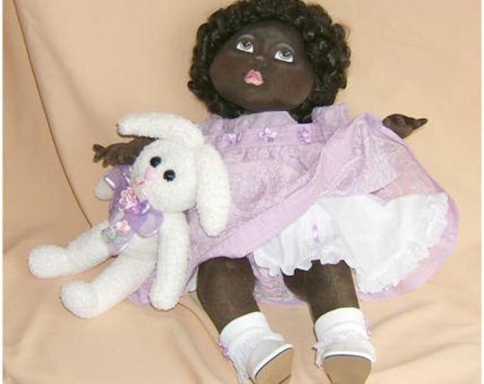 Judi Ward Original Design - Bobbi/Bobby A Simple Baby Doll ~ Cloth Doll  Making E-Pattern - Download Sewing Pattern