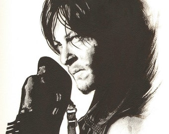 Temporary Tattoo - Daryl Dixon The Walking Dead