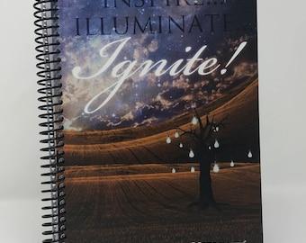 Inspire Illuminate Ignite Journal