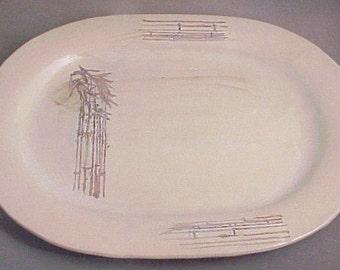 Sepia Design Summer Bamboo Platter