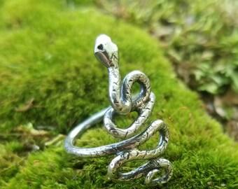 Snake ring - size 6 1/2