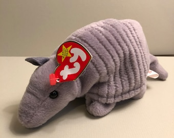 Tank the Armadillo, Ty Beanie Babies Collection