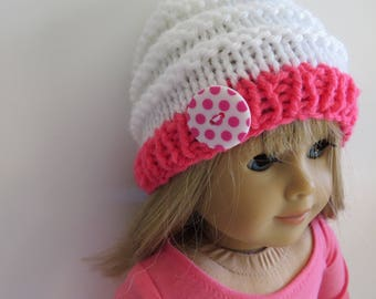 Made To Fit Like American Girl Doll Clothes: Doll Hat; AG Doll Hat; Doll Hat; American Girl Hat