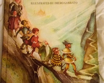 The King With Six Friends by Jay Williams (HC,1968) Like New