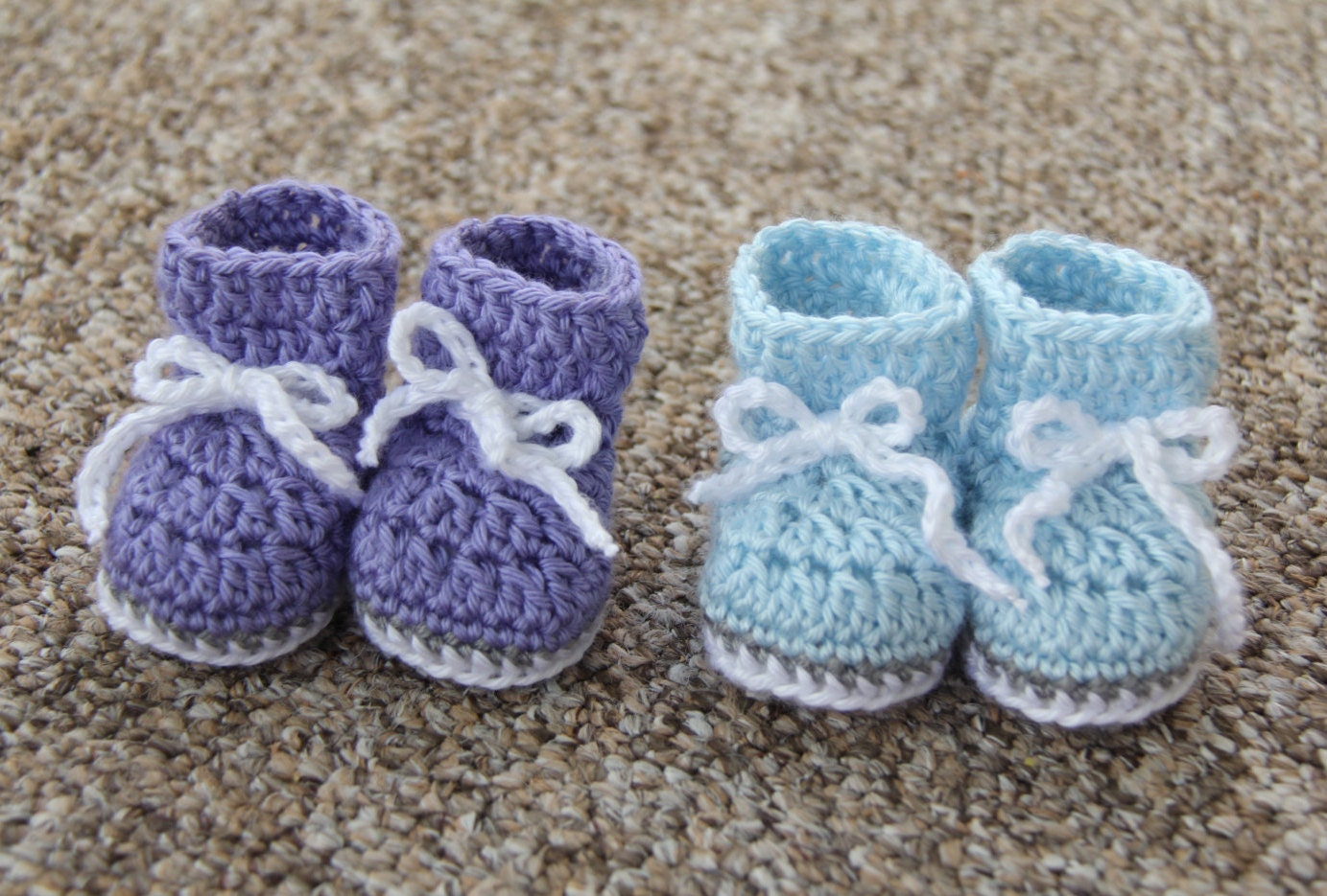 Twin Baby Booties Twin Baby Shoes Picture ideas for Twins