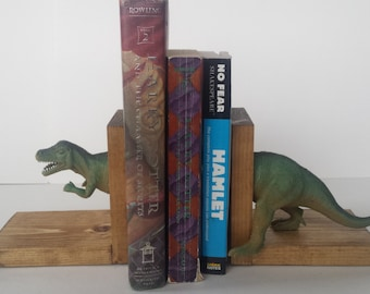 Dinosaur Bookend