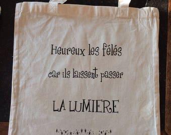 Tote bag cotton shopping bag tote bag
