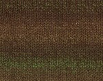 Plymouth ENCORE COLORSPUN - color  7764 - Woodland - 75% Acrylic 25 percent wool yarn -  machine wash dry low - prompt shipment