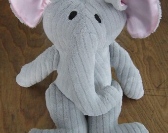 Child's First Plush Toy Elephant