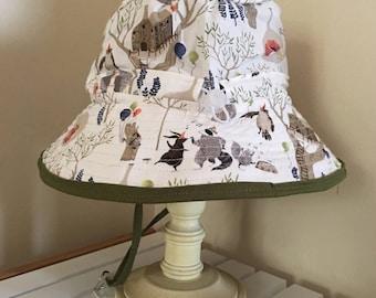 Childrens Hat - Woodland