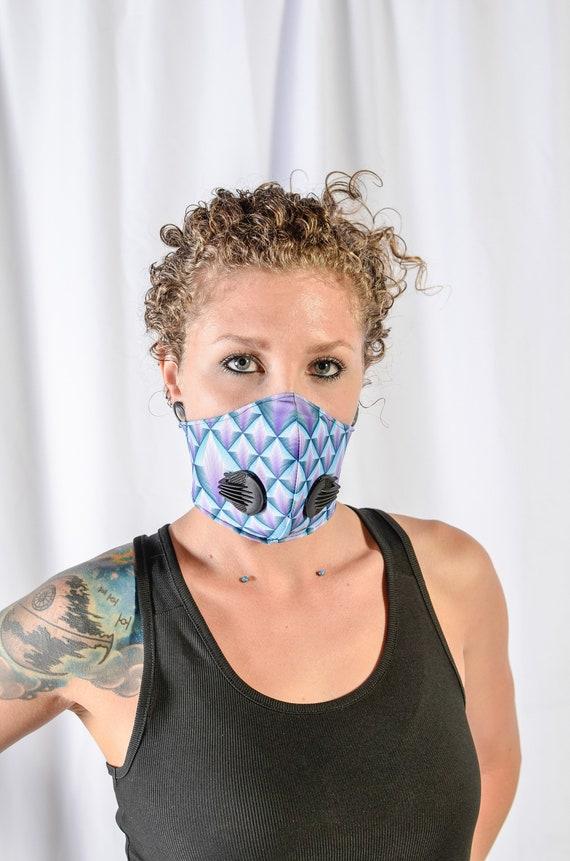 Tri Squared filtered mask