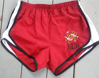 Embroidered Maryland Crab Shorts with Optional Monogram