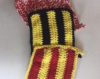 Crochet dishrags - custom colors available!