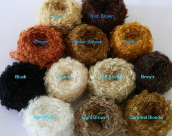 Wild Mohair Large Loop 50g