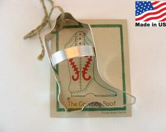 Cowboy Boot Cookie Cutter by Ann Clark