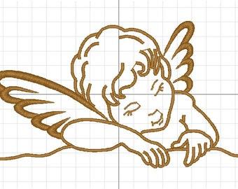Guardian Angel Embroidery Machine