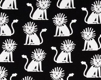 Mini Lions Fabric