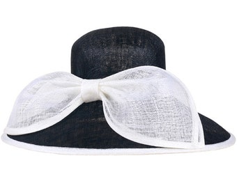 Extra Wide Brim Crocheted Straw Packable Travel Hat