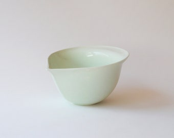 Large Mixing Bowl in Mint Green