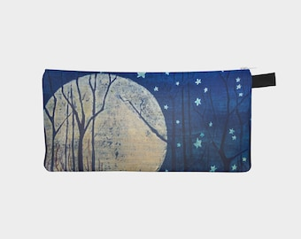 Night Forest Pencil case