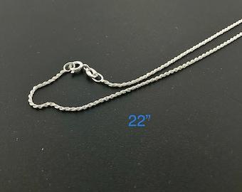 "22"" Chain Upgrade"