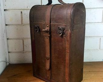 vintage handmade case / bag