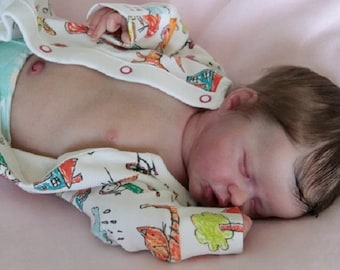 FULL TORSO BABY** Custom**  limited edition Indie***gorgeous**